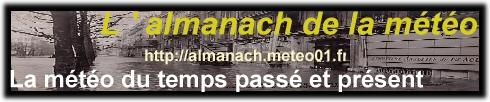Almanach  m�t�o